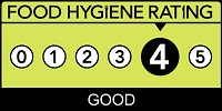 The Coppermine Creamery has been given a Food Hygiene Rating of 5 by Cheshire West & Chester Council on 10th October 2012
